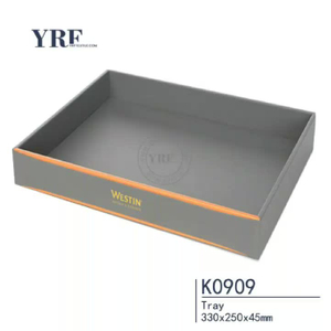 YRF High Quality Elegant Glass kůže Chocolate Tray Hot Selling